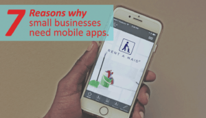 mobile apps small business