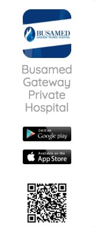 mobile app for hospital